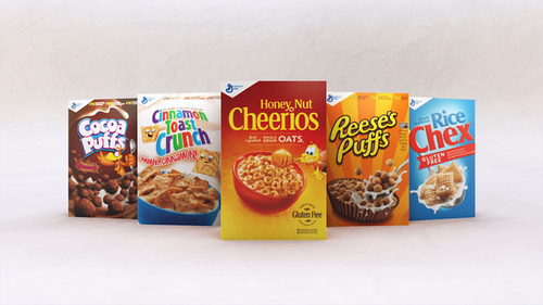 Cereals Now Free of Artificial Flavors